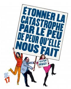 couverture brochure saison 2016-2017 / crédit illustration : Stéphane Trapier