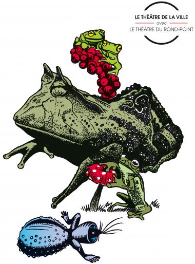 La grenouille avait raison / crédit ilustration :Stéphane Trapier